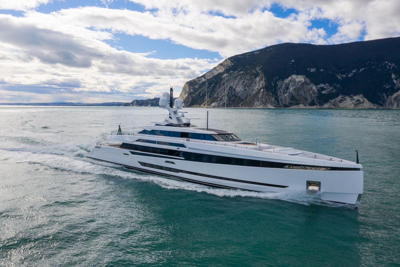 Nuevo Columbus Sport 50 superyacht K2