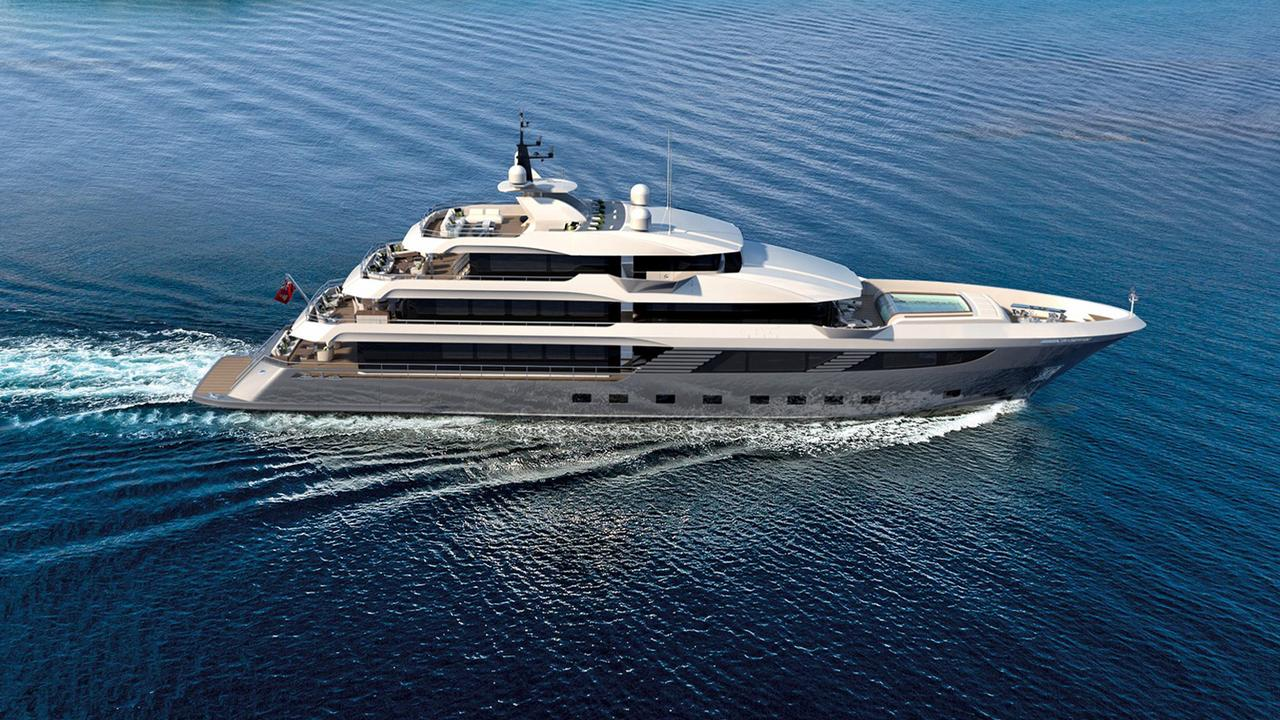 Yate de lujo Majesty 175 de Gulf Craft