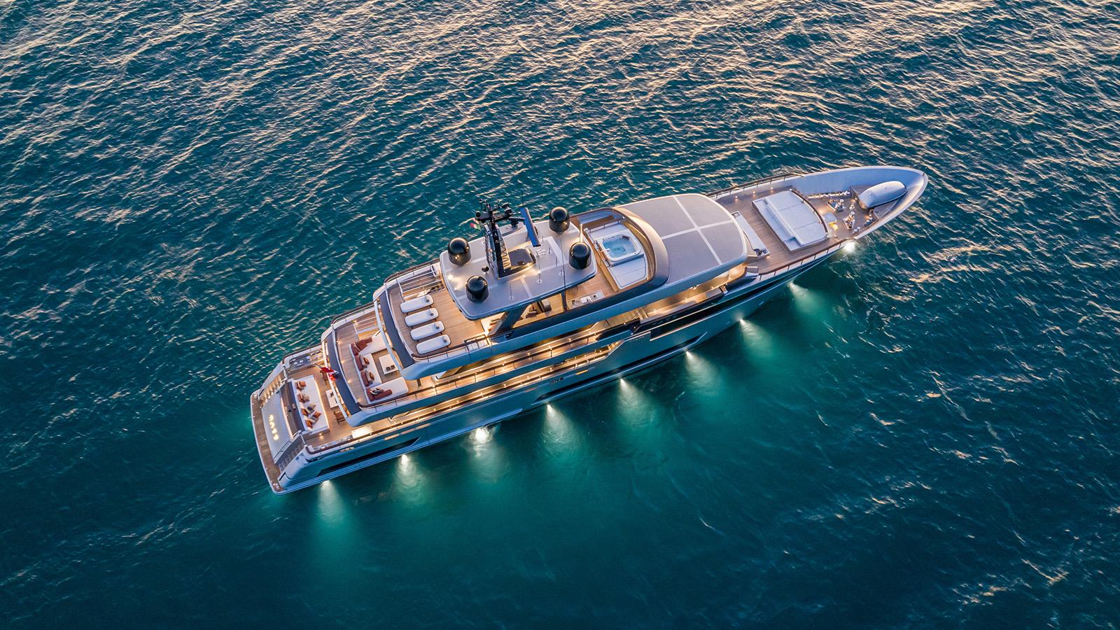 Nuevo yate FIFTY de RIVA Yachts