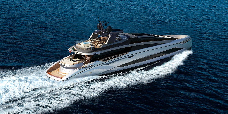 Navegue a bordo del nuevo yate de lujo ADAMAS 6