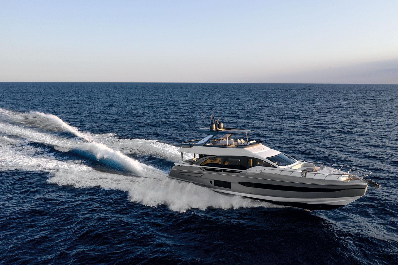 Nuevo yate de lujo de AZIMUT Yachts IMAGINE