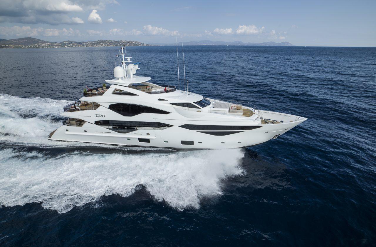 Lady M acepta charters en el Mediterráneo Occidental